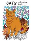 Cats Colouring Book Cover Image