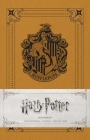 Harry Potter: Hufflepuff Ruled Notebook Cover Image