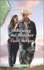 Rescuing the Rancher: A Clean Romance Cover Image