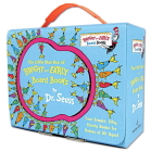 The Little Blue Box of Bright and Early Board Books by Dr. Seuss (Bright & Early Board Books(TM)) Cover Image