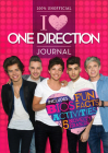 I Heart One Direction Journal: 100% Unofficial Cover Image
