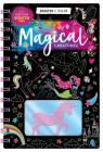 Scratch Art: Magical Creatures Cover Image