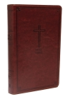 KJV, Deluxe Gift Bible, Imitation Leather, Red, Red Letter Edition Cover Image