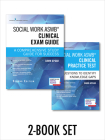 Social Work Aswb Clinical Exam Guide and Practice Test Set: A Comprehensive Study Guide for Success Cover Image