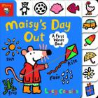 Maisy's Day Out: A First Words Book Cover Image