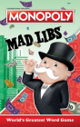 Monopoly Mad Libs Cover Image