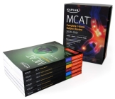 MCAT Complete 7-Book Subject Review 2020-2021: Online + Book + 3 Practice Tests (Kaplan Test Prep) Cover Image