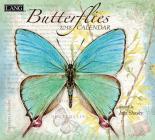 Butterflies 2018 Wall Calendar Cover Image