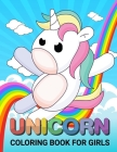 Unicorn Coloring Books for Girls: Super Jump Unicorn Coloring Books For Girls 4-8 for Girls, Children, Toddlers, Kids Cover Image