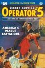 Operator 5 #29: America's Plague Battalions Cover Image