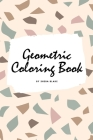 Geometric Patterns Coloring Book for Teens and Young Adults (6x9 Coloring Book / Activity Book) Cover Image