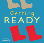 Getting Ready (Tactile Books) Cover Image