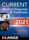 Current Medical Diagnosis and Treatment 2021 Cover Image