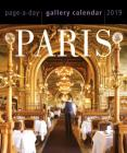 Paris Page-A-Day Gallery Calendar 2019 Cover Image