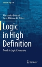 Logic in High Definition: Trends in Logical Semantics Cover Image