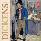 British Library - Charles Dickens Wall Calendar 2021 (Art Calendar) Cover Image