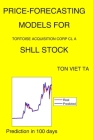 Price-Forecasting Models for Tortoise Acquisition Corp Cl A SHLL Stock Cover Image