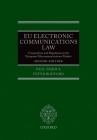 Eu Electronic Communications Law: Competition & Regulation in the European Telecommunications Market Cover Image
