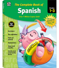 The Complete Book of Spanish, Grades 1 - 3 Cover Image