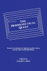 The Hermeneutical Quest (Princeton Theological Monograph #4) Cover Image