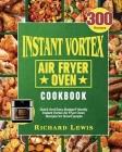 Instant Vortex Air Fryer Oven Cookbook Cover Image