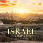 Israel Calendar 2021: 16 Month Calendar Cover Image