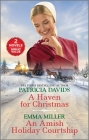 A Haven for Christmas and an Amish Holiday Courtship Cover Image