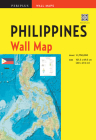 Philippines Wall Map Second Edition: Scale: 1:1,750,000; Unfolds to 40 X 27.5 Inches (101.5 X 70 CM) Cover Image