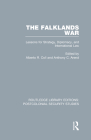 The Falklands War: Lessons for Strategy, Diplomacy, and International Law Cover Image