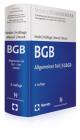 Burgerliches Gesetzbuch: Allgemeiner Teil - Egbgb: Band 1 Cover Image