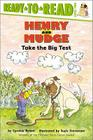 Henry And Mudge Take the Big Test (Henry & Mudge) Cover Image