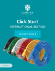 Click Start International Edition Learner's Book 4 with Digital Access (1 Year) [With eBook] Cover Image