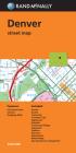 Rand McNally Folded Map: Denver Street Map Cover Image