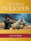 Story of Civilization: Making of the Modern World Activity Book Cover Image