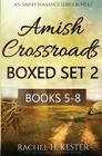 Amish Crossroads BOXED SET 2: Books 5-8 (an Amish Romance Series Bundle) Cover Image