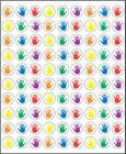 Handprints Chart Seals Cover Image