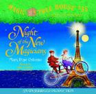 Magic Tree House #35: Night of the New Magicians Cover Image