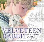 The Velveteen Rabbit Coloring Book: The Classic Edition Coloring Book Cover Image