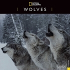 National Geographic: Wolves 2022 Wall Calendar Cover Image