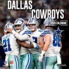 Dallas Cowboys: 2020 12x12 Team Wall Calendar Cover Image