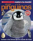 Scholastic explora tu mundo: Los pingüinos: (Spanish language edition of Scholastic Discover More: Penguins) Cover Image