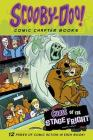 Curse of the Stage Fright (Scooby-Doo Comic Chapter Books) Cover Image