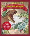 A Day at the Dinosaur Museum Cover Image