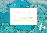 Gray Malin: 50 Postcards (Postcard Book): Make Every Day a Getaway Cover Image