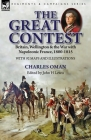 The Great Contest: Britain, Wellington & the War with Napoleonic France, 1800-1815 Cover Image