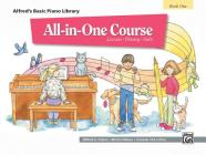 Alfred's Basic All-In-One Course, Bk 1: Lesson * Theory * Solo Cover Image