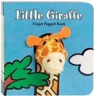 Little Giraffe: Finger Puppet Book: (Finger Puppet Book for Toddlers and Babies, Baby Books for First Year, Animal Finger Puppets) (Little Finger Puppet Board Books) Cover Image