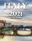 Italy 2021 Calendar Cover Image