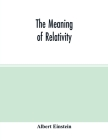 The meaning of relativity Cover Image
