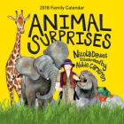 Animal Surprises 2018 Family Calendar Cover Image